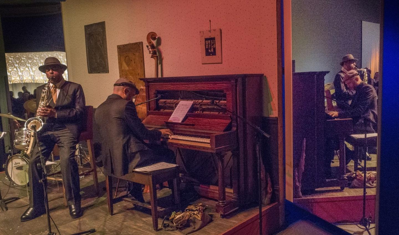 """Maison des arts de Créteil - ARCHIE SHEPP & JASON MORAN """"LET MY PEOPLE GO"""""""