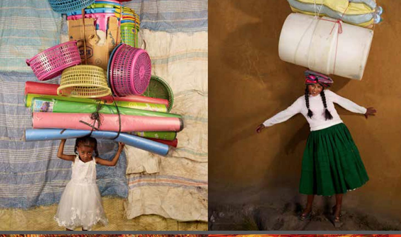 Maison des arts de Créteil - How much can you carry ? & Mamas Benz