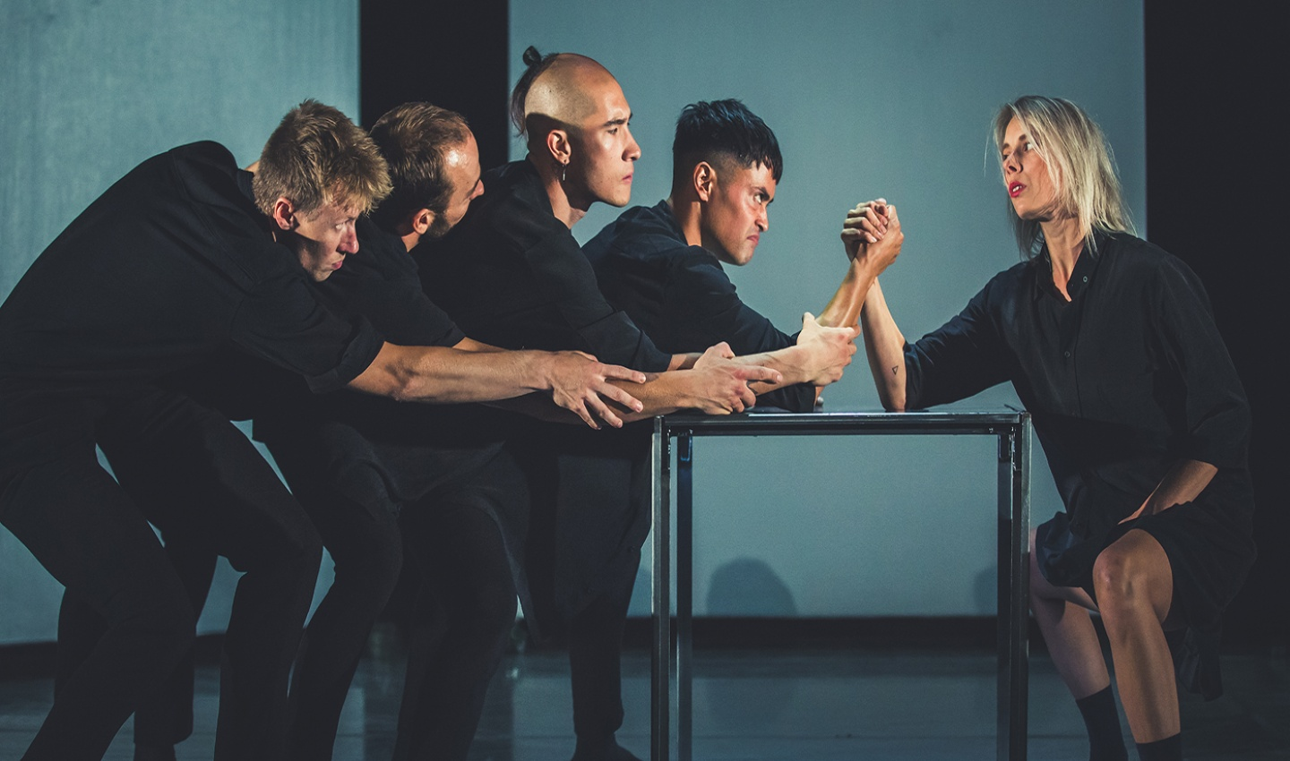 Maison des arts de Créteil - Uppercut Dance Theater<br>'Panic Day' & 'Differences'