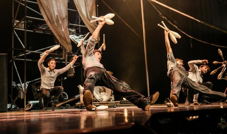 Maison des arts de Créteil - Machine de cirque
