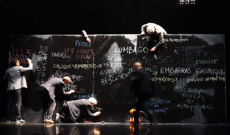 Maison des arts de Créteil - Bêtes de scène (masculin-féminin)